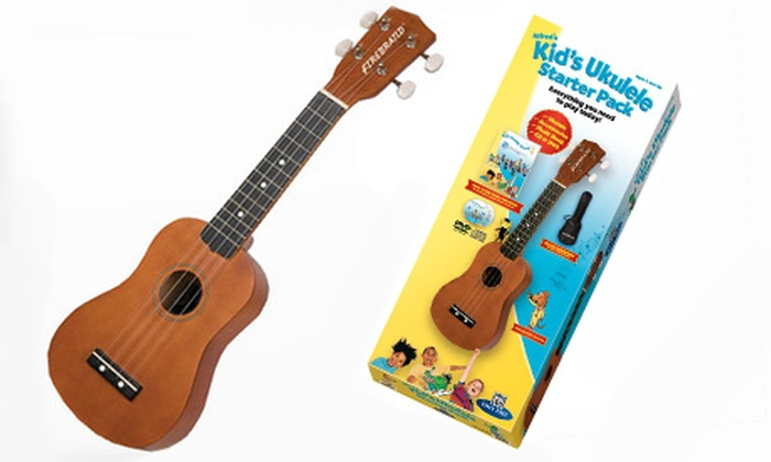 Teach Yourself to Play Ukulele Kit: $35 for Alfred Music Publishing's Teach Yourself Ukulele Kit for Kids ($49.99 List Price). Free Shipping and Returns.