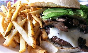 Surfrider Cafe: $11 for $20 Worth of California Beach Cuisine and Microbrews at Surfrider Cafe