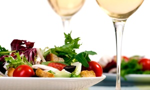 The Cellar Door: $7.50 for $15 Worth of Bistro Food and Wine for Lunch at The Cellar Door