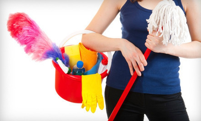 Imperial Cleaning Company - Long Island: $48 for Three Man-Hours of Housecleaning from Imperial Cleaning Company ($99 Value)