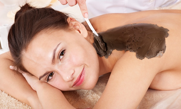 City Spa 560 - Downtown Kingston: One Full-Body Mud Wrap with Optional Mud Facial at City Spa 560 (Up to 57% Off)