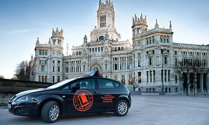 Malasaña - Varias localizaciones: Curso para obtener el carné de coche con 12 clases prácticas para una o dos personas desde 69 € en Malasaña y Chamberí