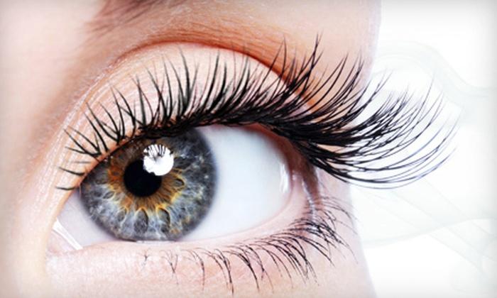 Active Beauty Solutions - Dallas: Lash Primer, Lash Serum, Brow-Boosting Shaper, or All Three at Active Beauty Solutions in Farmers Branch (Up to 57% Off)