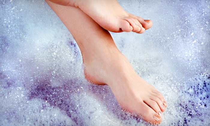 A Gold Coast Foot Clinic - Near North Side: Laser Nail-Fungus Treatment for One or Both Feet at A Gold Coast Foot Clinic (Up to 73% Off)