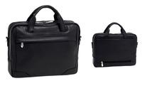 GROUPON: McKlein Leather Bridgeport Briefcase McKlein Leather Bridgeport Briefcase