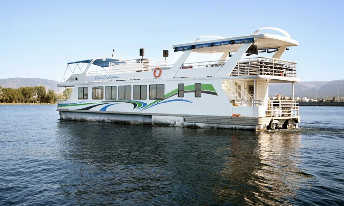 The Lake Lounge on Okanagan - Kelowna Cruises: C$25 for an Evening Cruise for Two on June 7, 12, or 19 from The Lake Lounge on Okanagan (C$50 Value)