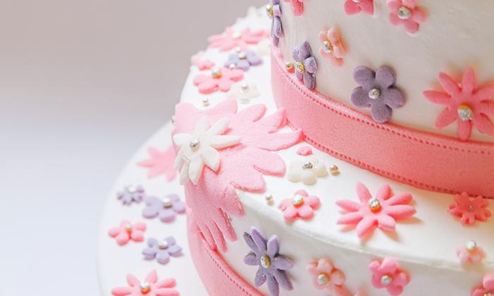 Creare Con Lo Zucchero - Più sedi: Corso base o avanzato di cake design da 24,90 € per una o 2 persone
