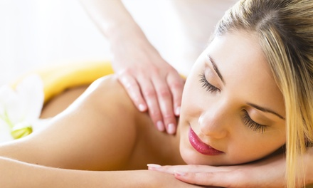 Chiropractic Adjustment Package with Massage at Quest Chiropractic (Up to 74% Off). Three Options Available.