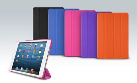 Merkury Innovations Smart Folio Cases for iPad 2/3/4 or Mini. Multiple Colors Available. Free Returns.