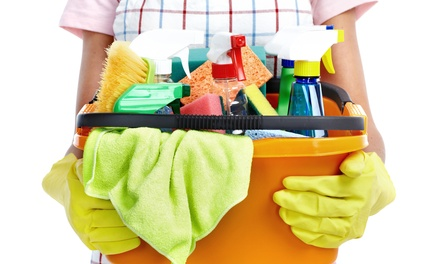 One or Three Two-Hour Housecleaning Sessions with Two Cleaners from ARC Cleaning Service (Up to 60% Off)
