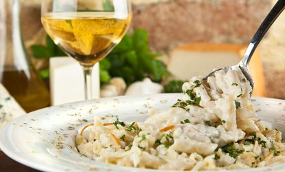 image for $16 for $30 Worth of <strong>Italian</strong> Cuisine at Cafe Allegro