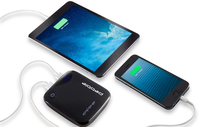 Veho 8,400mAh Portable Device Charger: Veho Pebble Explorer 8,400mAh Portable Charger for Tablets and Smartphones. Free Returns.