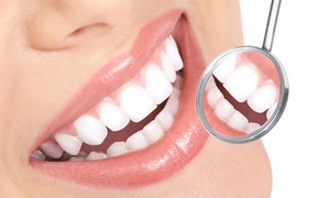 Smile Dental Care: $99 for an Exam, Four X-rays, Cleaning, and Whitening Pen from Smile Dental Care (Up to $288 Value)