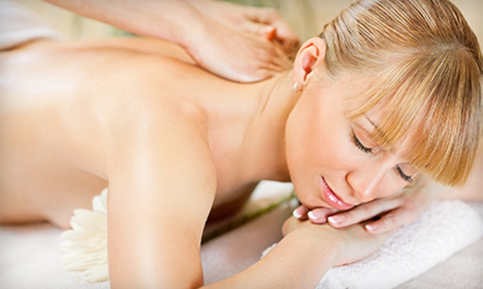 NYW Beauty Island - Philadelphia: One or Three 60-Minute Massages at NYW Beauty Island (Up to 54% Off)
