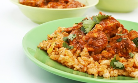 $12 for $24 Worth of Indian Cuisine at Jewel of India