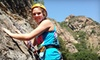 Up to 59% Off Outdoor Rock-Climbing Classes