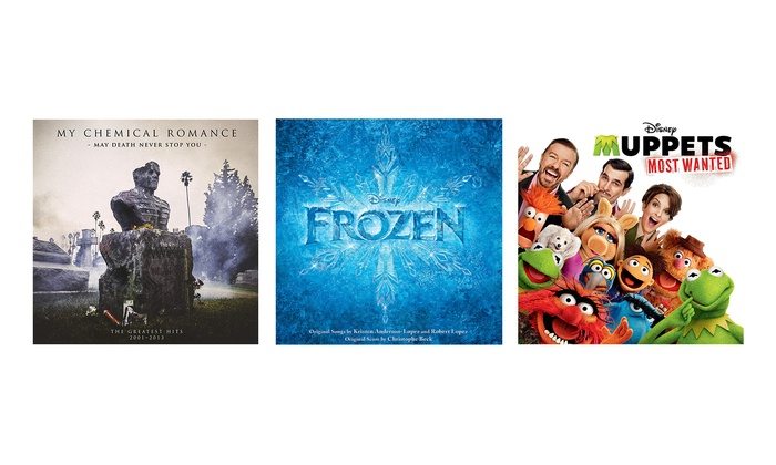 This Week's Hot New Releases on CD: This Week's Hot New Releases on CD, Including the Frozen OST, The Hold Steady, and Shakira. $10.99—$14.99. Free Returns.
