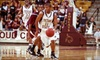 Texas State University Men's Basketball - San Marcos: Texas State University Bobcats Men's Basketball Game for Two or Four at Strahan Coliseum