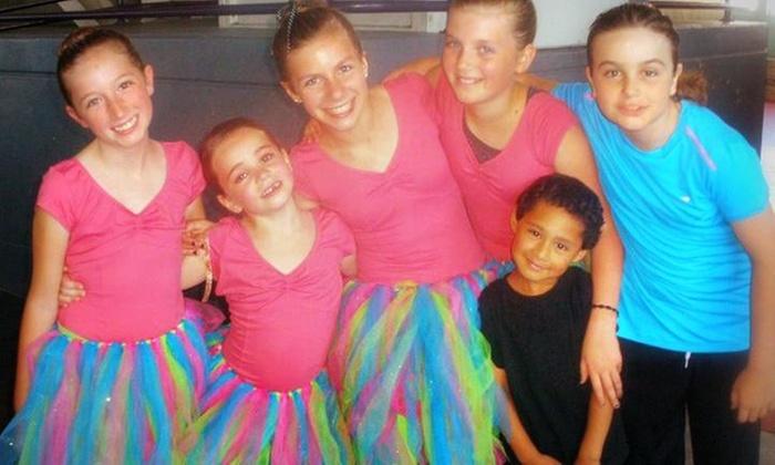 Dance Daze - Davis: Four Dance Classes from Dance Daze, Inc. (65% Off)