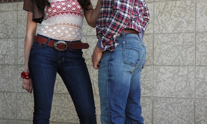 espy - Inglewood: C$39 for C$100 Worth of Designer Jeans and Custom Fitting at espy