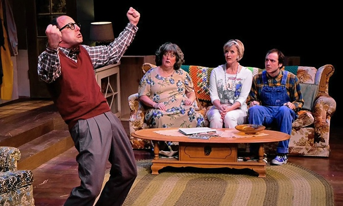 "Lamb's Players Theatre Presents ""The Foreigner"" - Horton Grand Theatre: Lamb's Players Theatre Presents ""The Foreigner"" at Horton Grand Theatre on March 14–April 13 (Up to 53% Off)"