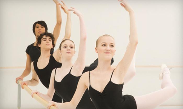 The Ballet Center - The Ballet Center Long Island: $149 for a One-Week Summer Ballet Intensive Program at The Ballet Center in Ronkonkoma ($300 Value)