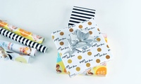Personalised Wrapping Paper from AED 39 (Up to 51% Off)