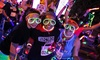 ElectroDash: Out of Business - Pacific National Exhibition: $27 for Glow-in-the-Dark 5K Entry for One to the ElectroDash on Friday, October 11 ($55 Value)