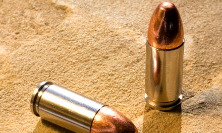 $85 for a 60-minute Custom Firearm-Training Session for Two at Shoot SoCal ($165 Value)