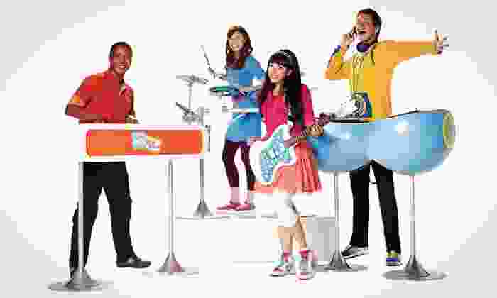 The Fresh Beat Band - Soldiers and Sailors Memorial Auditorium: The Fresh Beat Band at Soldiers and Sailors Memorial Auditorium on January 12 at 5 p.m. (Up to $17.05 Off)