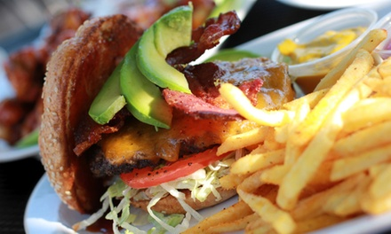 $20 for $30 Worth of Southern Cuisine at Island Fire BBQ at the Spot