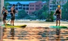 Riverside Outfitters - Richmond: Three-Hour James River Paddleboarding Trip for One or Two from Riverside Outfitters (Up to Half Off)