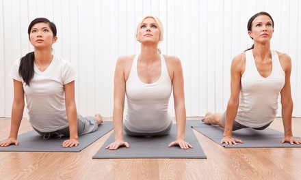$33 for Five Yoga Classes at Inner Peace Yoga ($69.50 Value)