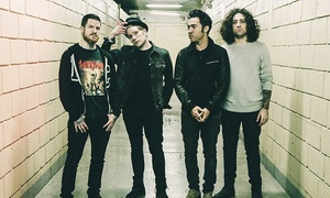 The Big Ticket Featuring Fall Out Boy, Alt-j, Weezer, Young The Giant, And More On December 5 (up To 34% Off)