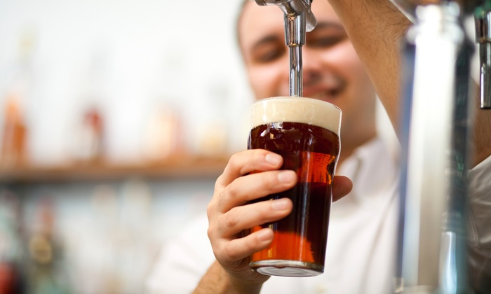 Annapolis Beer Week: Admission for Two, Four, or Six to the Craft Beer Pub Crawl on April 7 (40% Off)
