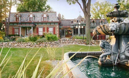 Groupon Deal: Two-Night Stay at Cobblestone Manor Bed & Breakfast in Metro Detroit