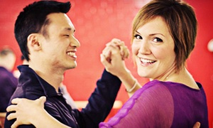 EveryBuddy Ballroom Dance Studios: $15 for 2 Private Lessons, 1 Group Class, and 1 Party Practice Class at EveryBuddy Ballroom Dance Studios ($120 Value)