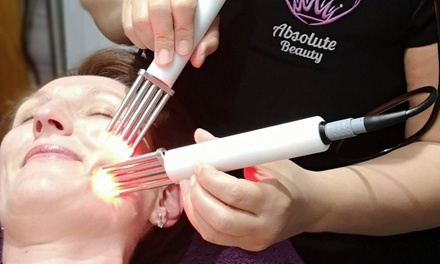 Up to Three Sessions of CACI Facial Treatment at Absolute Beauty