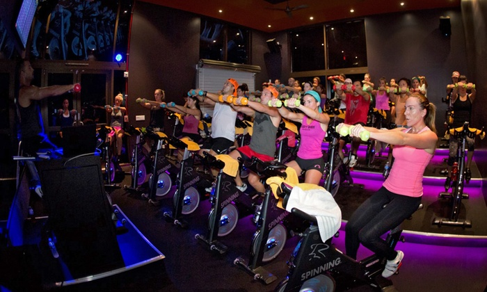 Full Psycle Chicago - DePaul: $84 for One Month of Unlimited Indoor Cycling Classes at Full Psycle ($149 Value)
