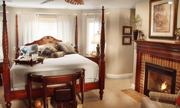 Songbird Prairie Bed & Breakfast - Valparaiso, IN: Two-Night Stay with Optional Romance Package at Songbird Prairie Bed & Breakfast in Valparaiso, IN