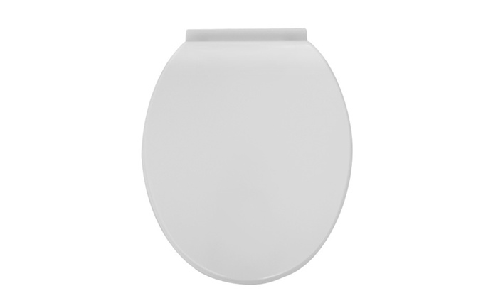 ideal standard soft close toilet seat fitting instructions