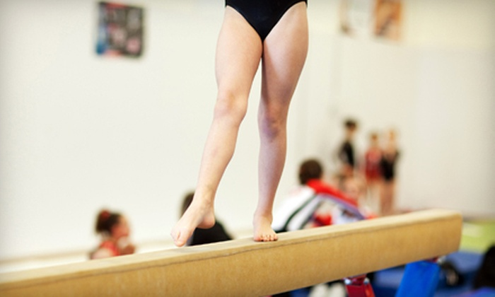 Competitive Edge Gymnastics - Taylorsville: $35 for Four Weeks of Children's Classes at Competitive Edge Gymnastics ($70 Value)