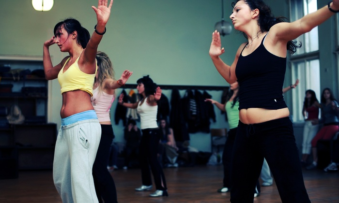 NZONE DANCE FITNESS - Parkway Center: Month of Indoor Boot-Camp Classes, 8 Drop-In Zumba Classes, or a Month of Zumba at NZone Dance Fitness (Up to 56% Off)