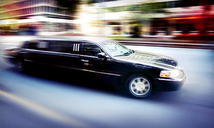 Marina Limousine & Car Services - Winterset Apartments: $50 Toward Limousine or Car Service