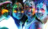 Shoelace Events - Neon Dash (all locations) - Texas Rangers Ballpark: $25 for Entry to the Neon Dash 5K on Saturday, September 20 (Up to $54.95 Value)