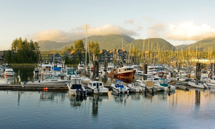 Water's Edge Resort at Pacific Rim - Ucluelet: Two- or Seven-Night Stay at Water's Edge Resort in Ucluelet, BC