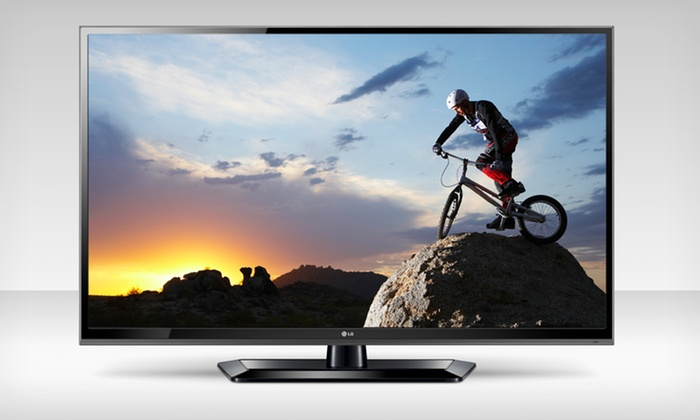 """LG 60"""" 1080p LED Smart TV with 120Hz Refresh Rate: $949.99 for a 60LS5700 or 60LS5750 LG 60"""" 1080p LED TV (Manufacturer Refurbished) ($2,599.99 List Price). Free Shipping."""