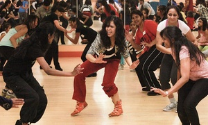 Dance Identity: Dance or Fitness Classes for One or Two at Dance Identity (Up to 57% Off)