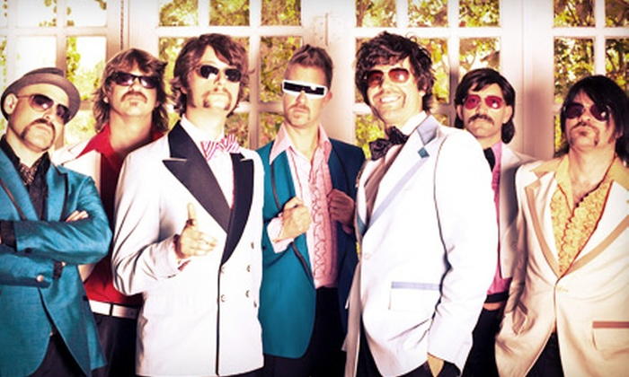 """Yacht Rock Revue Performing Prince's """"Purple Rain"""" - Park Tavern: VIP Entrance for One or Two to Yacht Rock Revue Performing """"Purple Rain"""" at Piedmont Park on May 31 (Up to 61% Off)"""