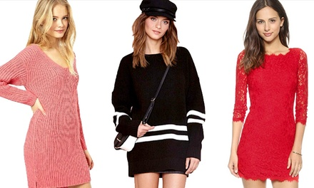 $20 for $40 Worth of Women's Apparel and Accessories from Jollychic.com